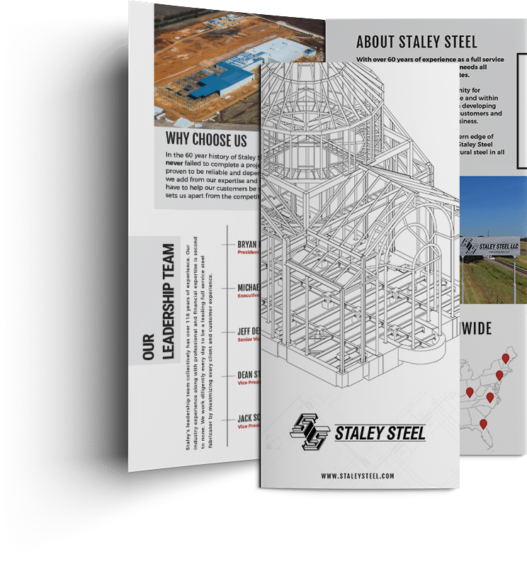 Staley Steel Brochure